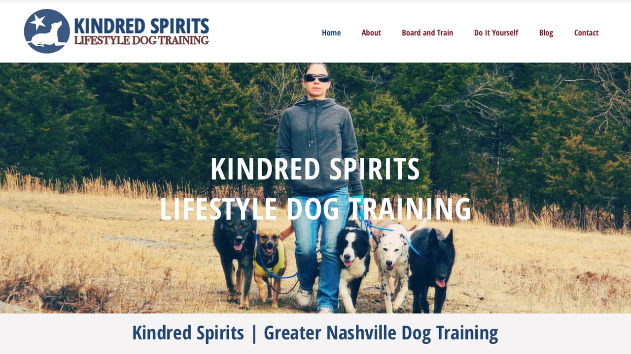 Kindred Spirits Dog Training - Consonant Music Clients