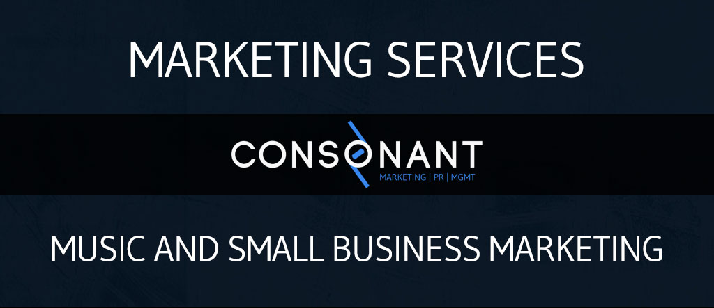 Music Marketing | Small Business Marketing | Consonant Music